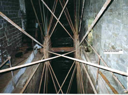 Restored Water Wheel